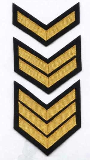 袖章 金線平織(消防用)