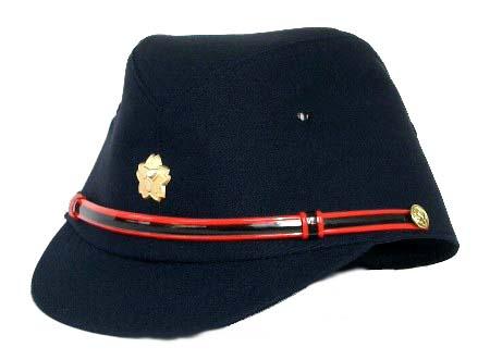 消防団略帽